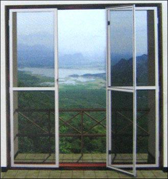 Aluminium Mesh Screen Bifoldable Doors. Mosquito ... & Mosquito Screen Windows and Doors Hyderabad Pezcame.Com