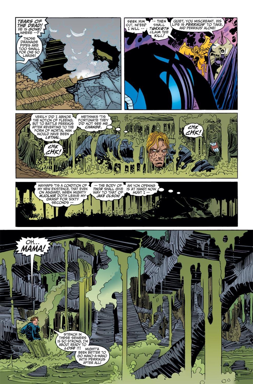 Thor (1998) Issue #11 #12 - English 5