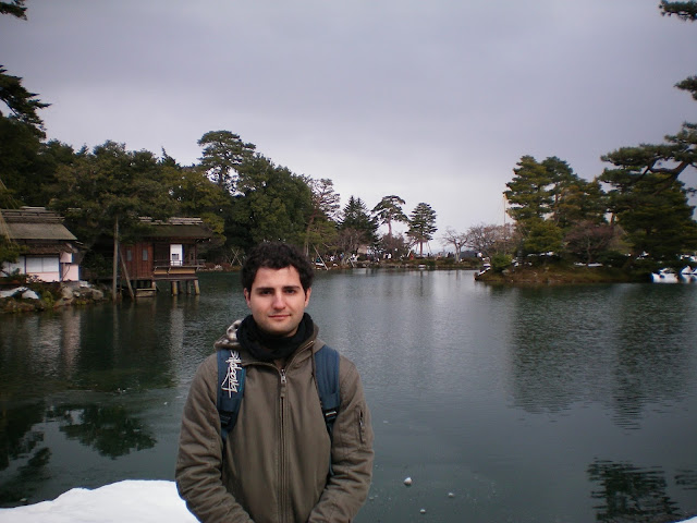 Jardín Kenrokuen en Kanazawa