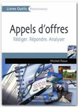 Télécharger Livre Gratuit Appels d'Offres Rédiger Répondre Analyser pdf