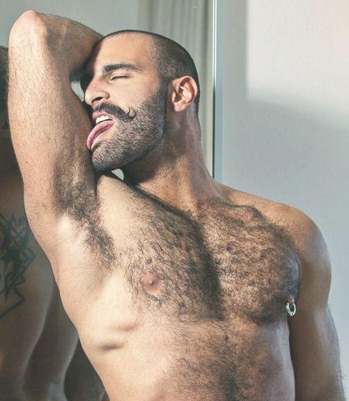 Guys love hairy underarms