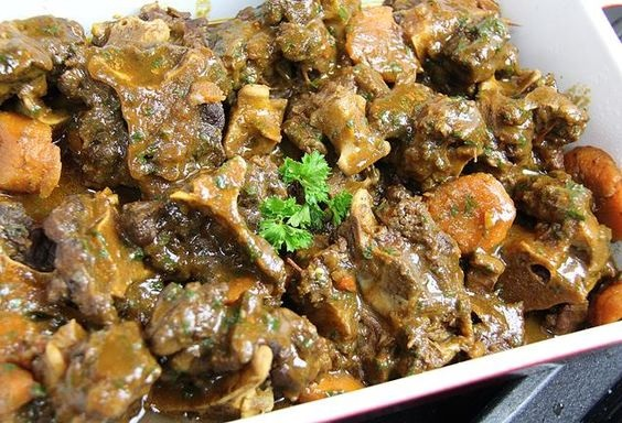 The Ultimate Slowcooker Oxtail Recipe