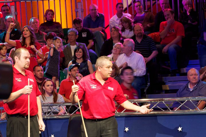 Pool is a Journey: Heat of the Battle - Mosconi Cup