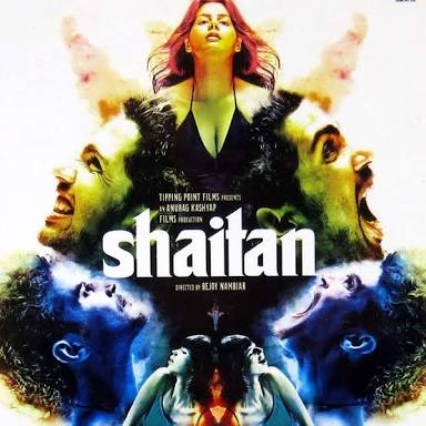 Shaitan (2011) Hindi Movie 400MB HDRip 480p ESubs