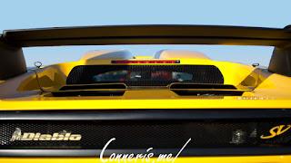 Lamborghini Diablo Wing Arch