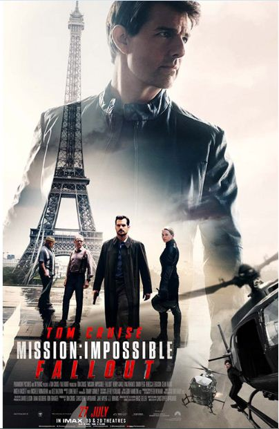 Mission Impossible 6 Fallout 2018 Full Movie Download In Hd