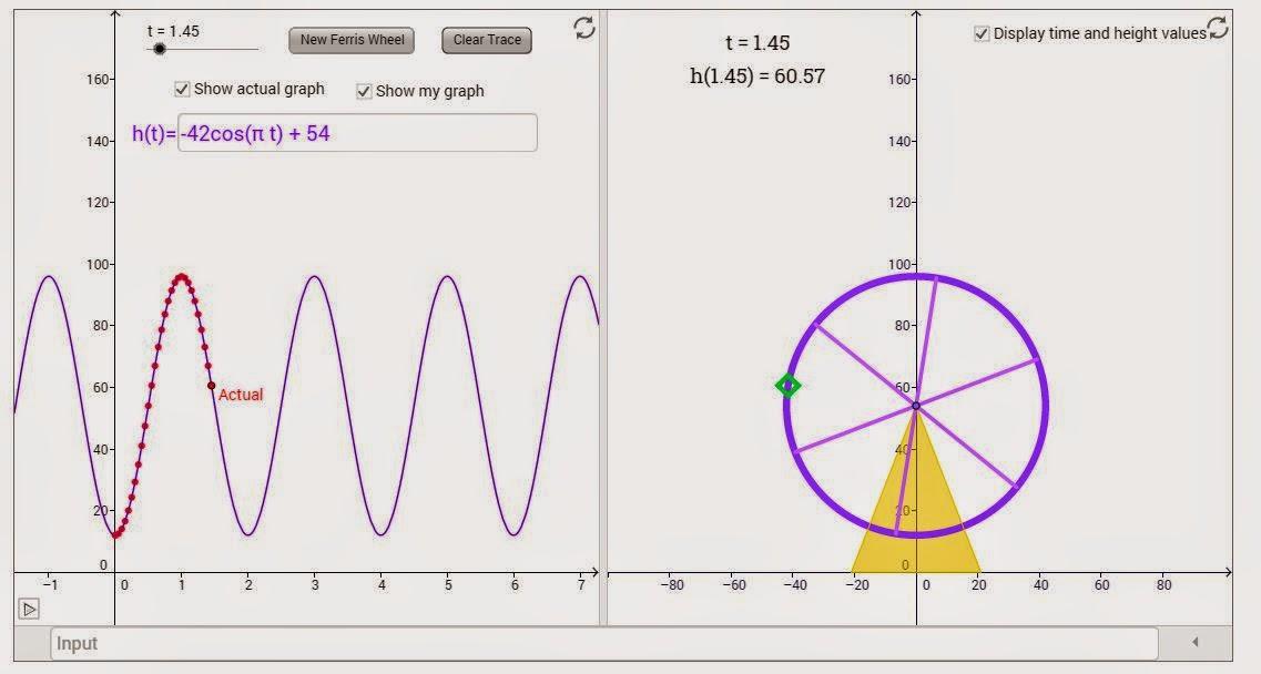 Interact with Math!: Variation on John Golden's GeoGebra