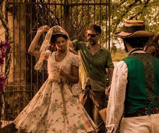 Após seis anos de carreira na moda, Marina Nery estreia como atriz na Rede Globo