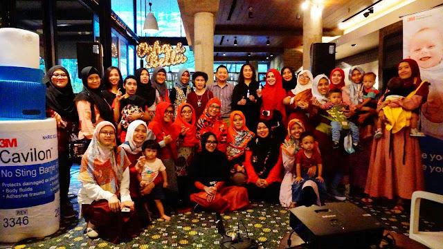 Blogger Gathering 3M & Kumpulan Emak Blogger