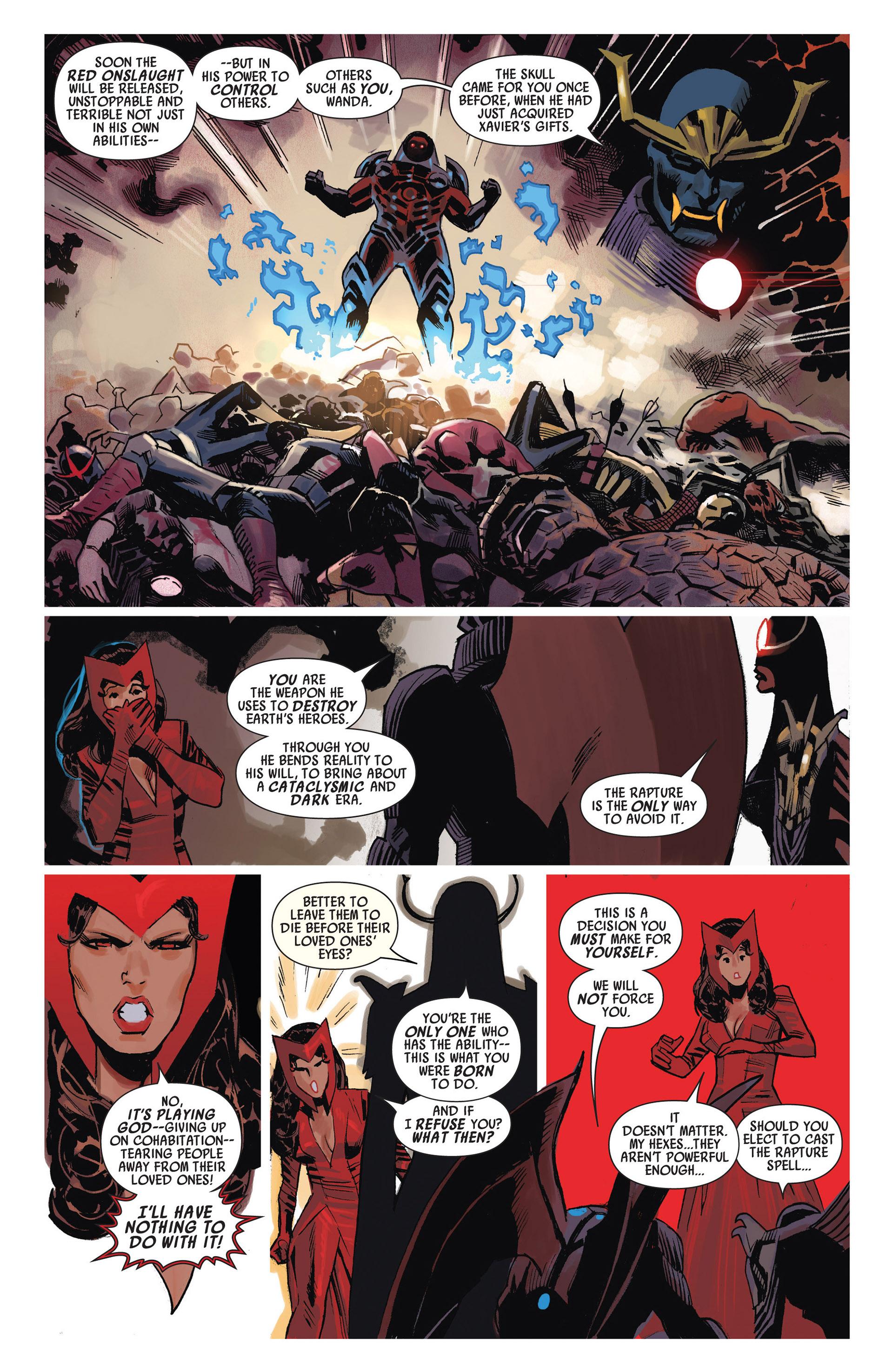 Read online Uncanny Avengers (2012) comic -  Issue #11 - 8