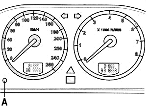 Cara Reset Lampu Service Volvo S60 / V70 2000