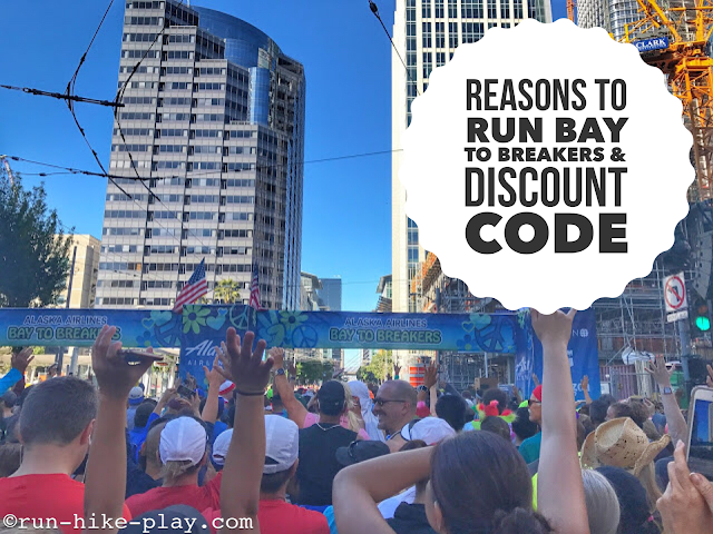 Reasons to Run Bay to Breakers 2018 & Discount Code