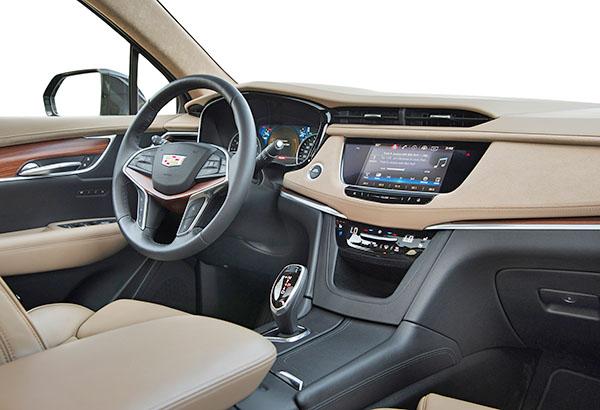 Burlappcar 2020 Cadillac Xt6 Interior
