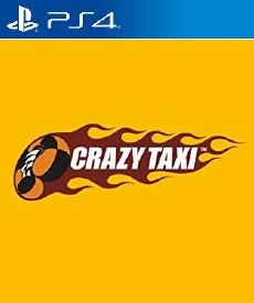 Crazy Taxi PS2 FOR PS4