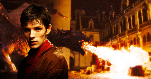 Colin Morgan (Merlin)