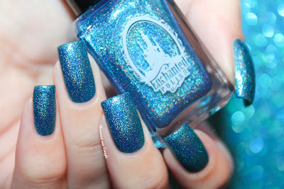 Swatch of December 2014 by Enchanted Polish