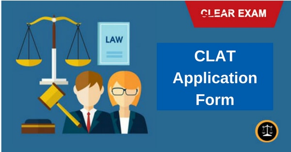 CLAT Application Form 2020