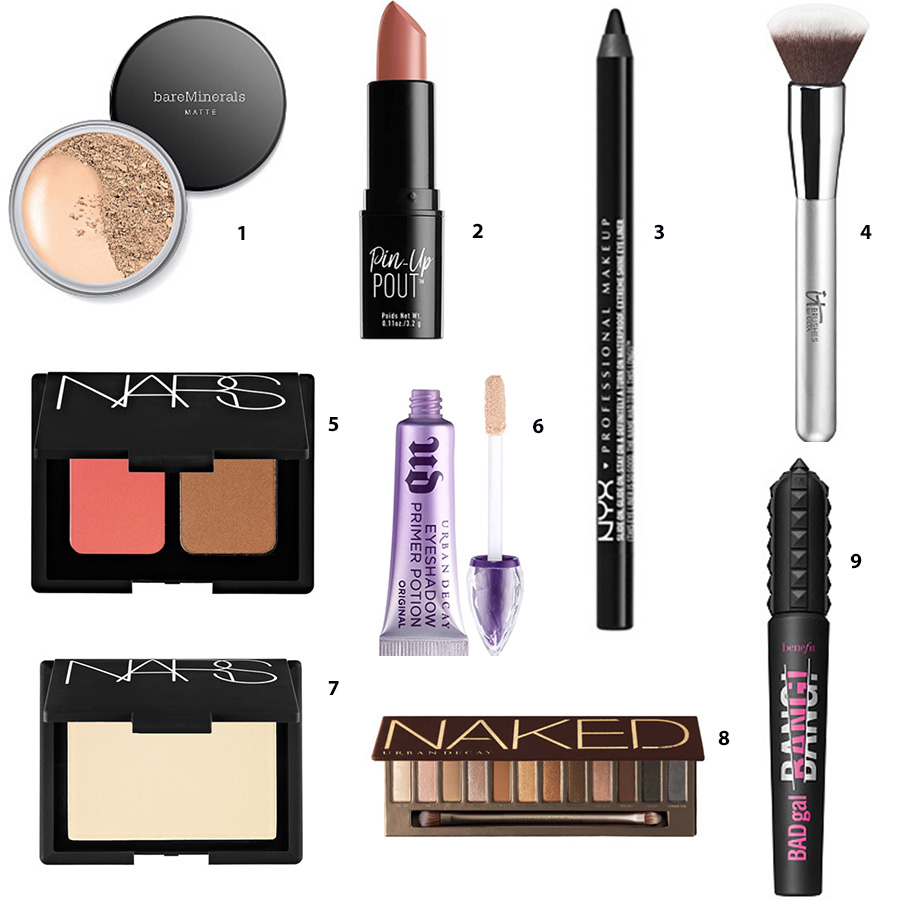 jodis picks - Makeup Must Haves