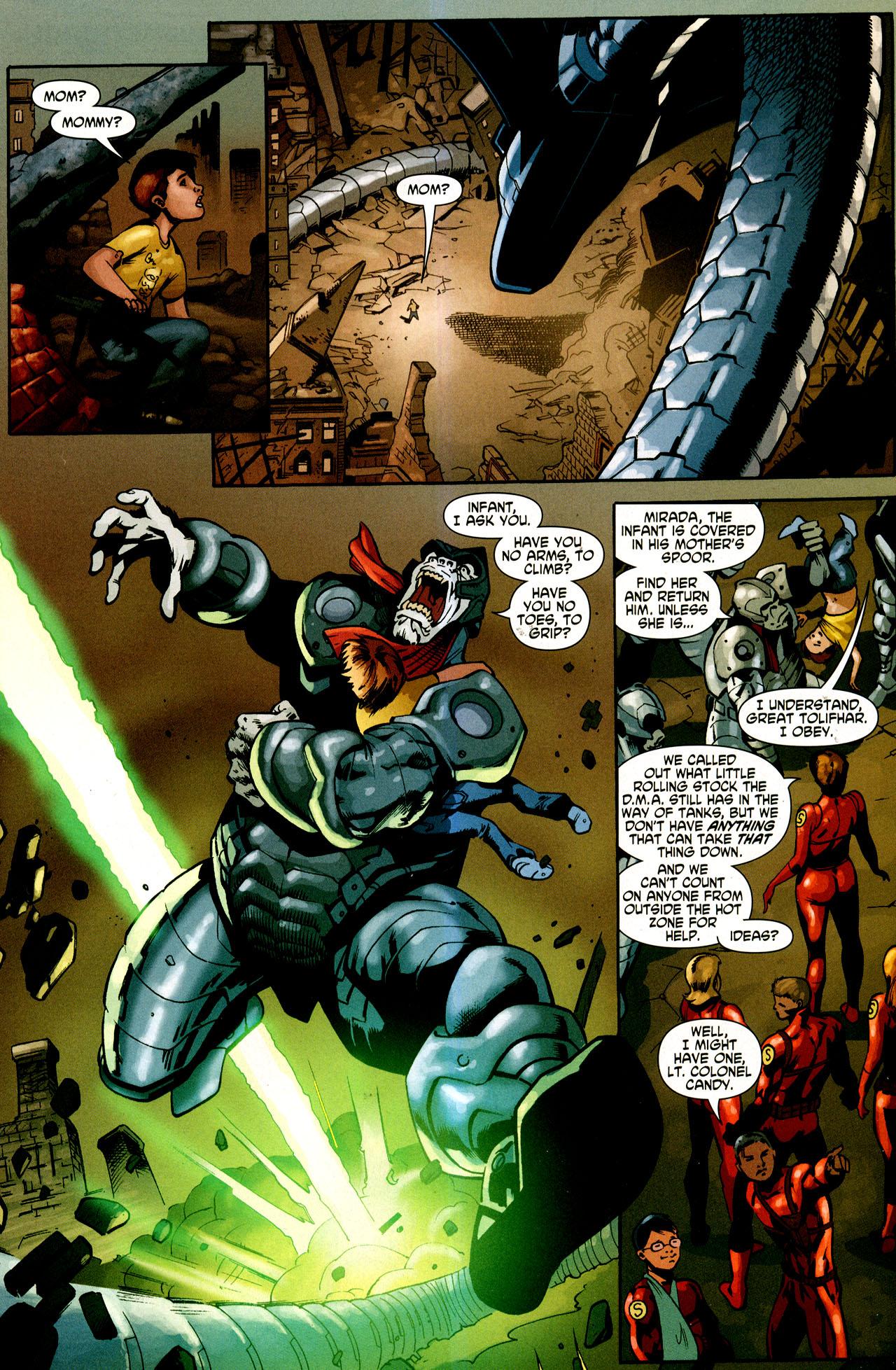 Read online Wonder Woman (2006) comic -  Issue #43 - 15