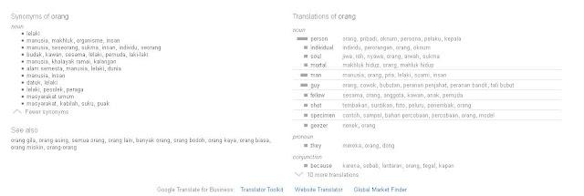 "Ya Ampun Google Translate, Kenapa ""Orangutan"" Bisa Ada Disitu? - Let's Analyze it"