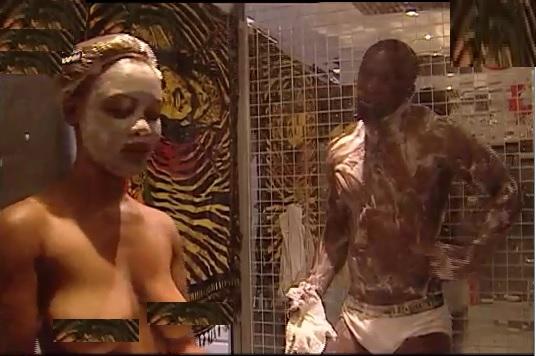natasha bba shower hour