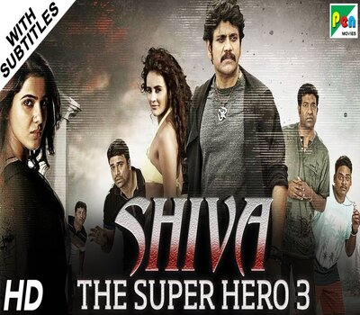 Shiva The Super Hero 3 (2019) Hindi Dubbed ORG 480p HDRip 300MB Movie Download