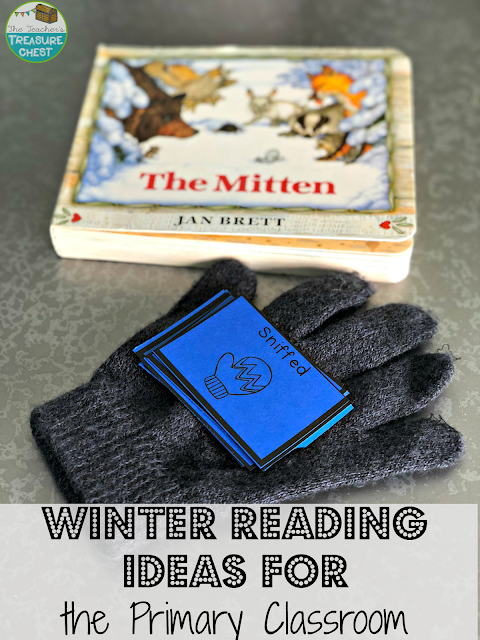 Winter Reading Lesson Plans