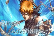 لعبة مغامرات ابطال انمي بليتش ضد الارواح الشريرة Bleach Adventure game