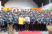 SYL Hadiri Pengukuhan Pengurus DPD II Ampi Selayar 2012-2017