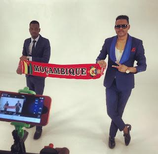 MC Roger - Moçambicano É Vencedor (feat. M'Family)