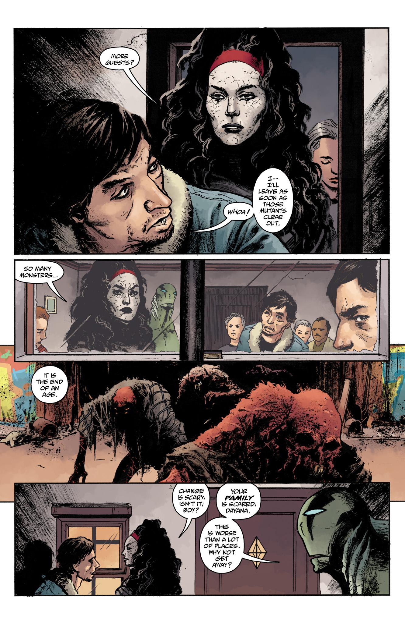 Read online Abe Sapien comic -  Issue #17 - 6