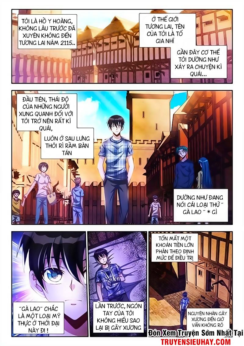 Sổ Tay Nuôi Trồng Người Ngoài Hành Tinh chap 6 - Trang 4