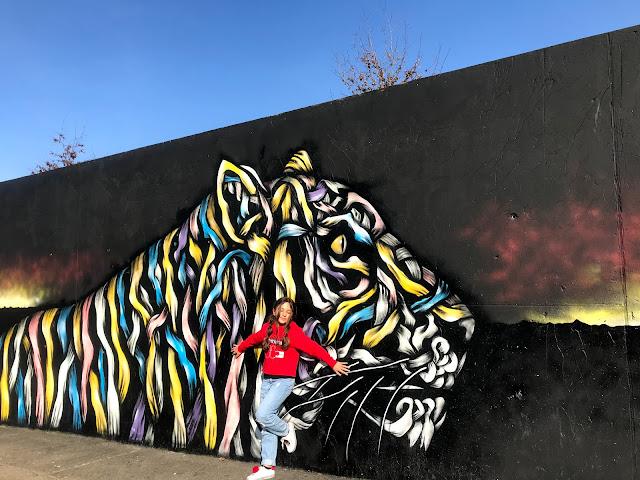 A arte nas ruas, a arte gratuita para todos