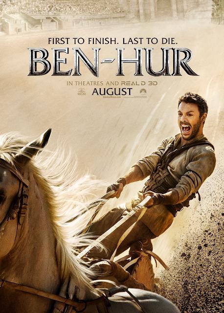 Primul poster BEN-HUR 2016
