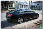 Lexus ES 350 TINTED WINDOWS