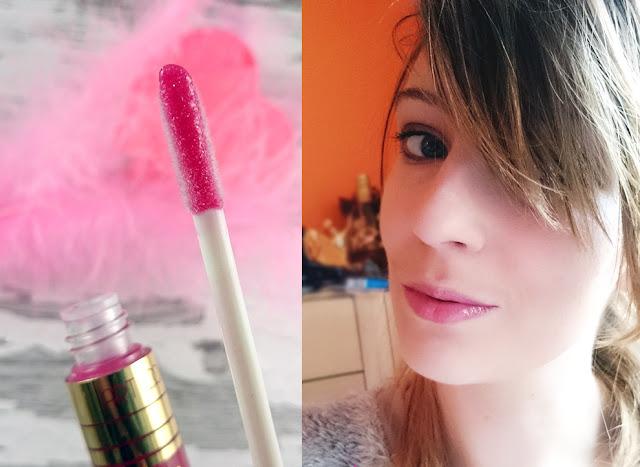 błyszczyk vollare verona usta makijaż makeup lipgloss