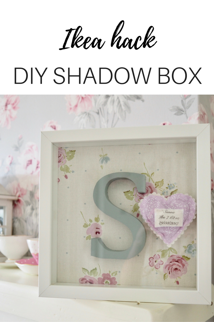 Video | Ikea hack, How to make a shadow box/box frame | The dainty ...