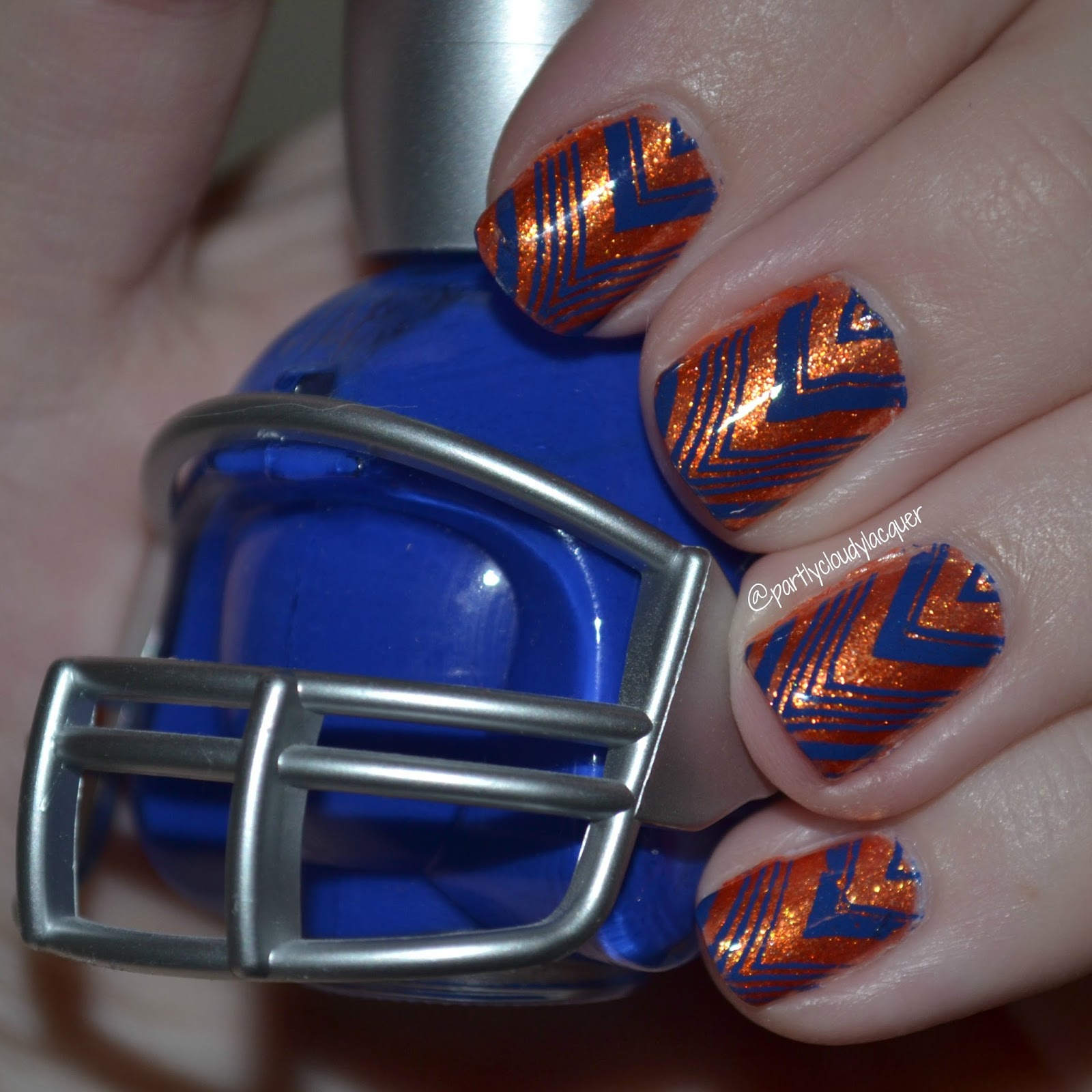 Florida Gator Nails - UF vs Kentucky | Partly Cloudy With a Chance ...
