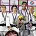 JUDO. World Masters. Odette Giuffrida Sale Sul Podio.