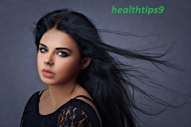 white hair solution