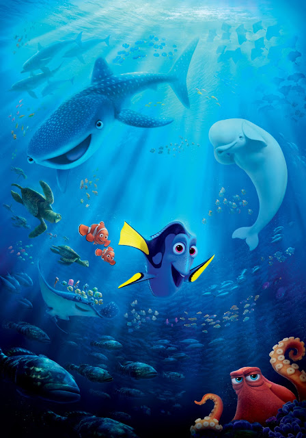 Finding Dory: insights from getting lost and being found
