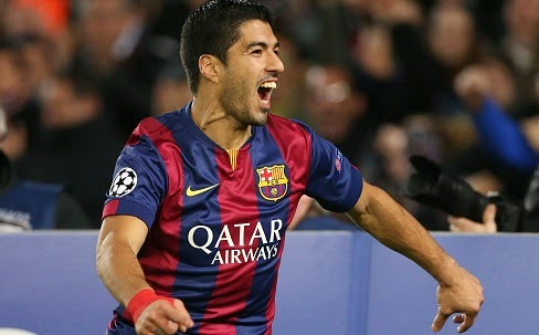 Luis Suarez compares Liverpool and Barcelona
