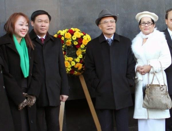 Tác giả vụ cướp ngân hàng cho đế chế gia đình Chủ tịch Quốc hội Nguyễn Sinh Hùng