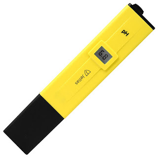 Jellas Pocket Size pH Meter Digital Water Quality Tester