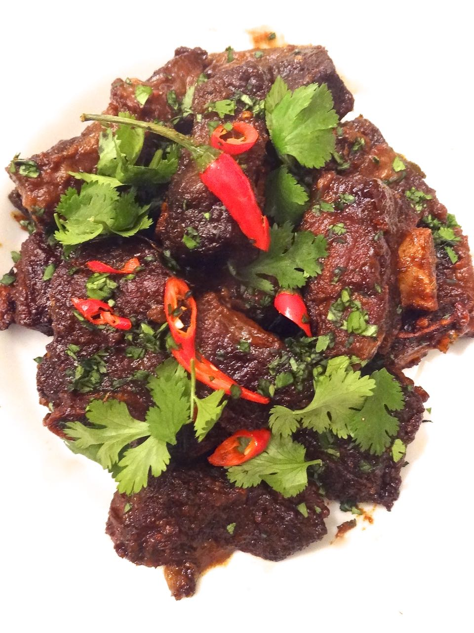 Scrumpdillyicious: Indonesian Beef Short Rib Rendang with ...