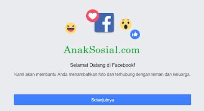 Trik Daftar Akun Facebook tanpa email asli 7