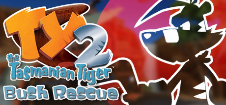TY the Tasmanian Tiger 2 Early Access