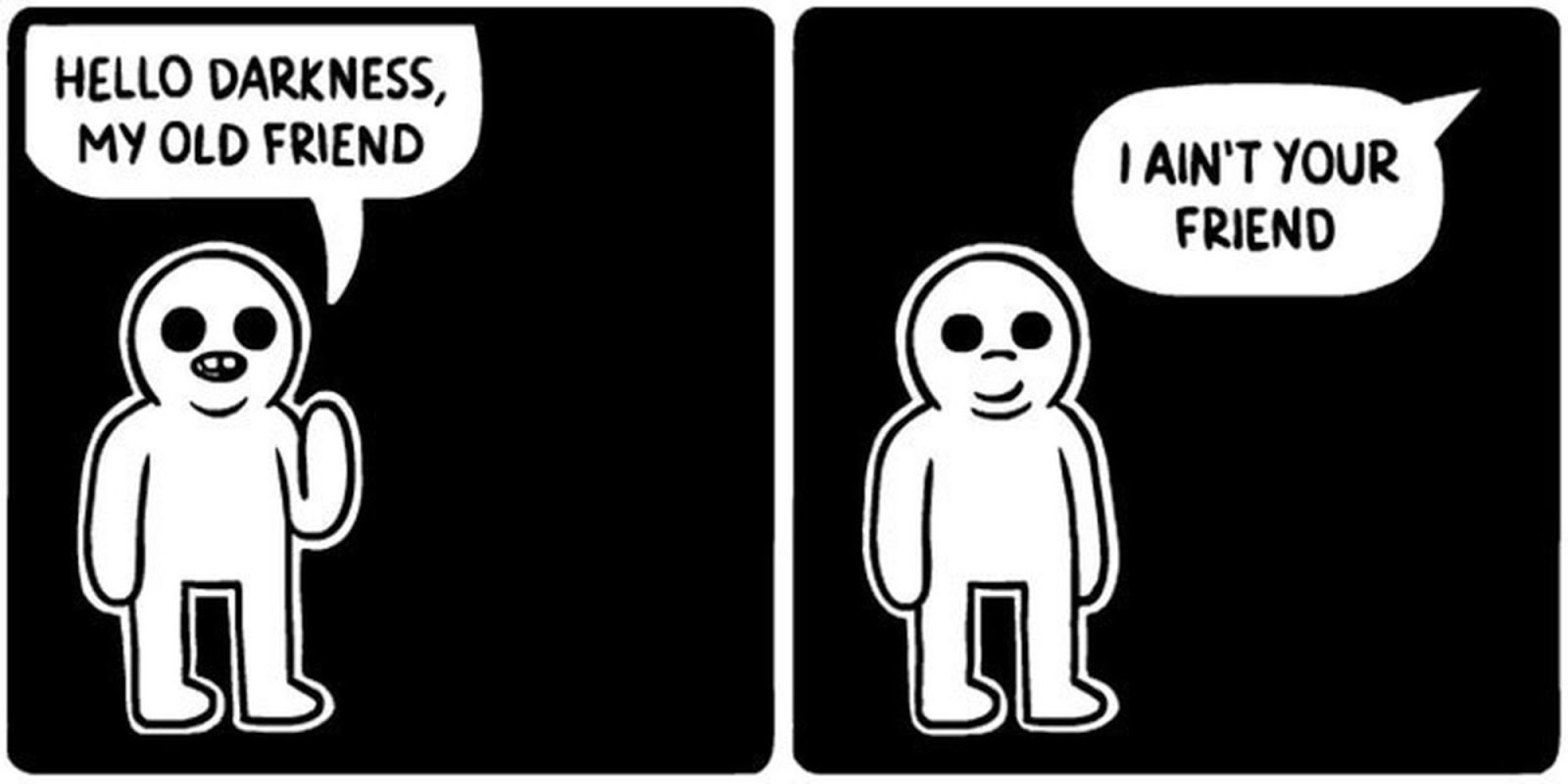20 Brutally Hilarious Comics That Are Only For People With A Dark Sense of Humor