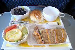 世界の機内食 PART-1