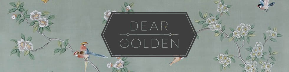 dear golden | vintage
